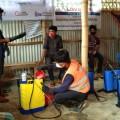 ミャンマー避難民支援・衛生施設修理チーム育成事業 1