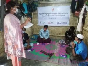 ミャンマー避難民支援・衛生施設修理チーム育成事業 3